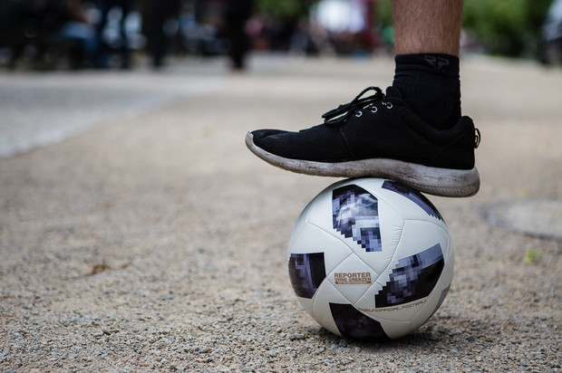 Aktion mit Ball: theunofficial.football