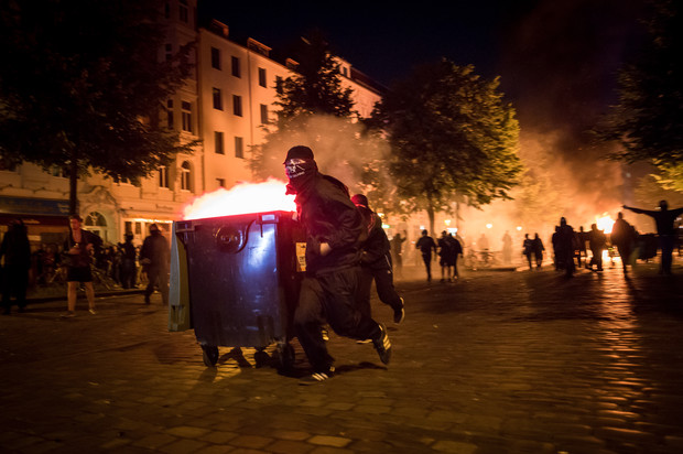 G20 in Hamburg