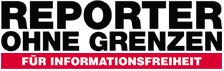 RSS Newsfeed der Reporter ohne Grenzen für Informationsfreiheit